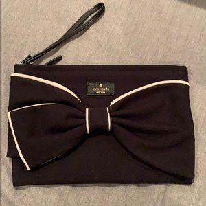 Kate Spade on purpose large wristlet